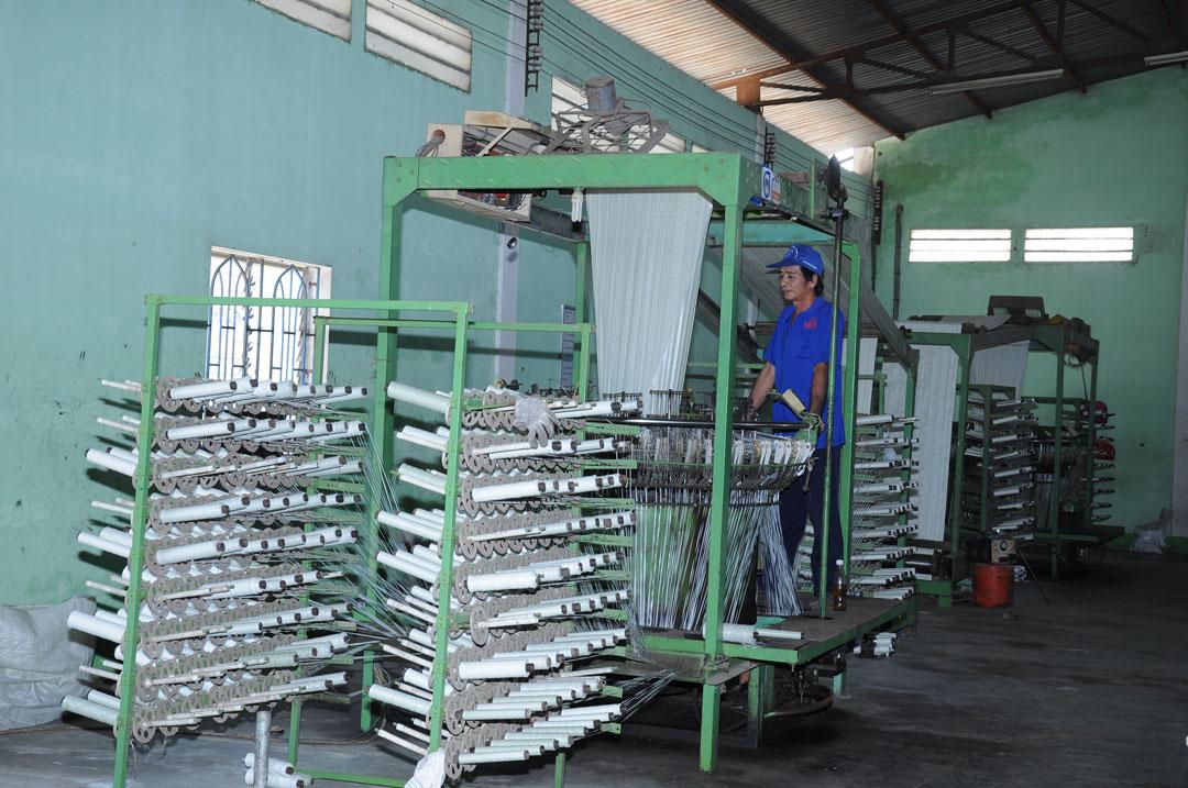 Công ty chúng tôi là nhà cung cấp Sản Xuất Bao Bì