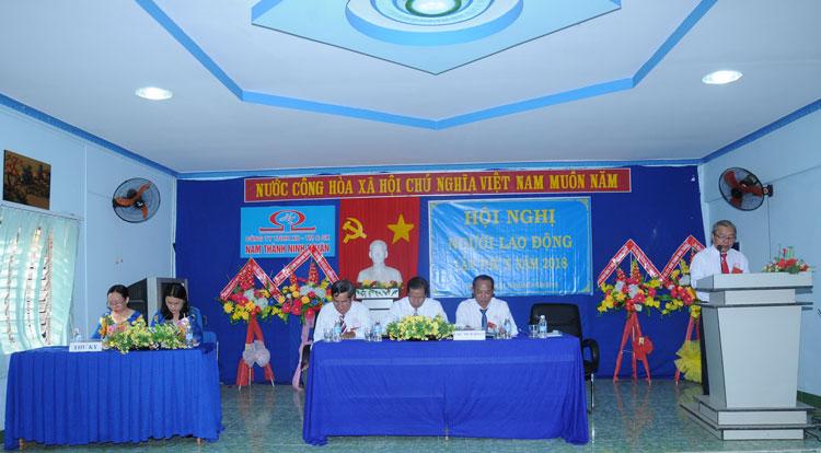 Hội nghị người lao động